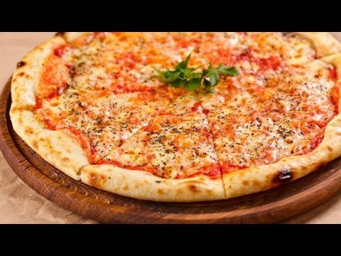 Italian Pizza: How to Make Margherita Pizza