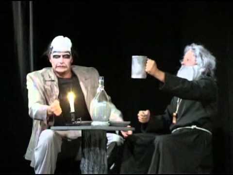 Frankenstein Junior al Teatro della Cometa Roma Giugno 2007