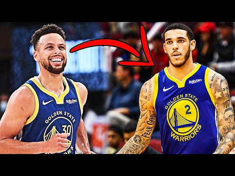The New Orleans Pelicans Are Trying to Trade Lonzo Ball to the Golden State Warriors...