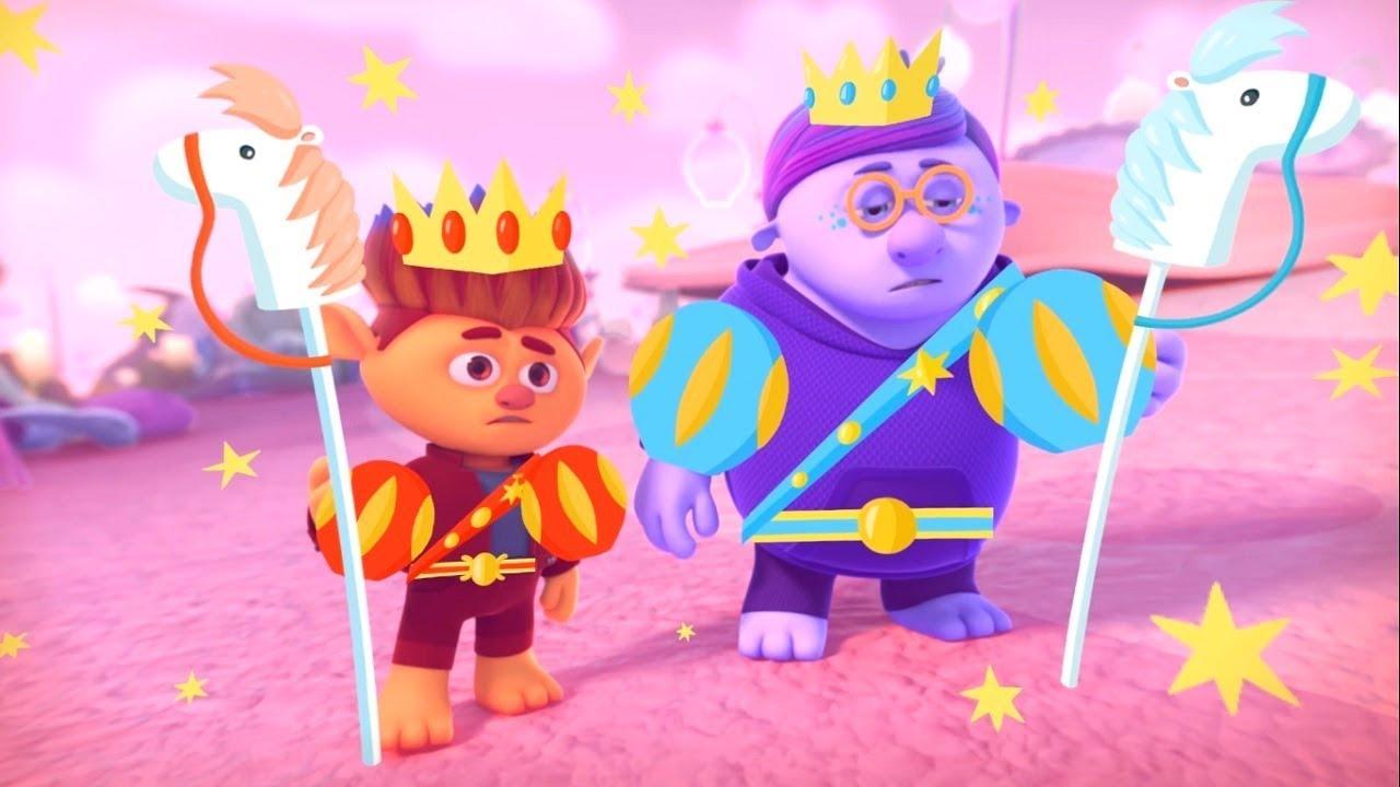 Волшебные очки – Монсики – мультфильм для детей – Чувства и эмоции