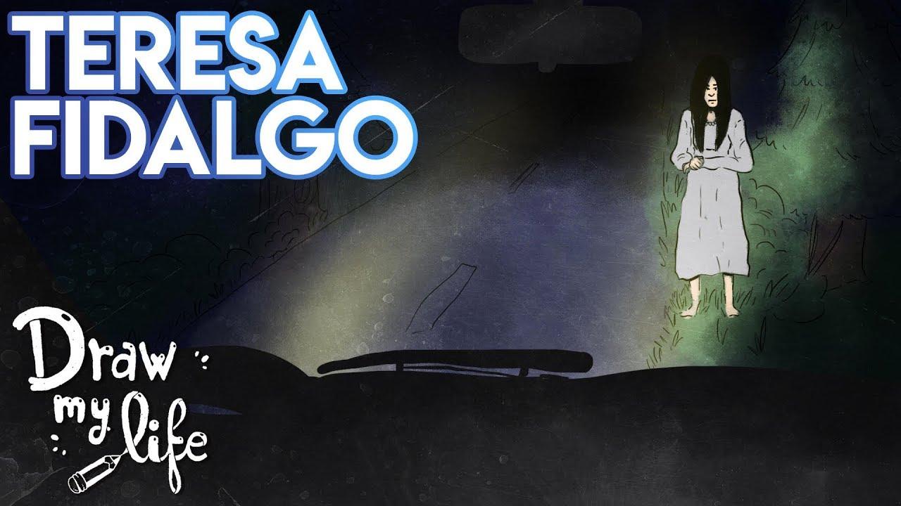 TERESA FIDALGO: La CHICA de la CURVA | Draw My Life