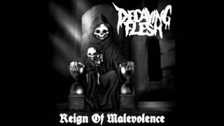 DECAYING FLESH - Putrid Crucifixes and Rotten Souls (Reign of Malevolence EP)