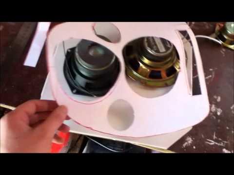 Como hacer equipo de sonido para aerox.