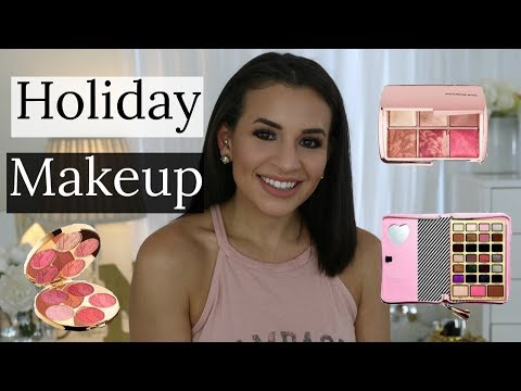New Holiday Makeup 2017 | Anti Haul and Wishlist