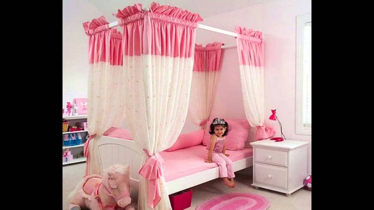 Paint color ideas for teenage girl bedroom - YouTube