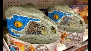 Jurassic World Fallen Kingdom Toy Hunt - AWESOME Dino Toy Hunt Adventure Universal Studios Orlando