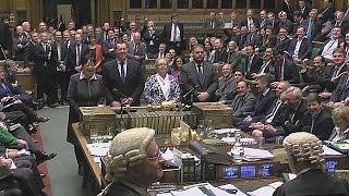 مجلس العموم يقر مشروع قانون اطلاق انفصال المملكة عن الاتحاد الاوروبي