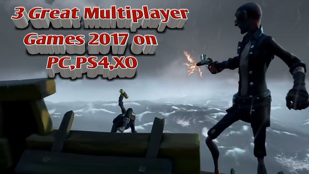 Multiplayer Games For Ps4 : Great multiplayer games on pc ps xo archy show