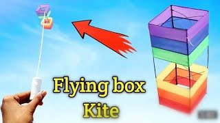 How To Make Box Kite   Petti Sarungal Hadana Hati   Sarungal   Box Kites   පෙට්ටි සරුංගල් හදමු