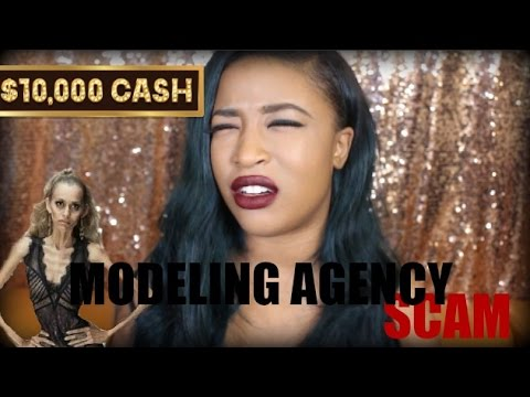 STORYTIME: Modeling Agency Tried To Scam Us!