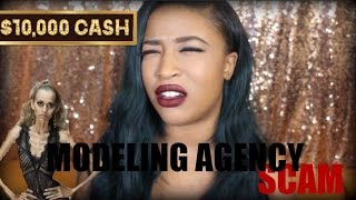 STORYTIME: Modeling Agency Tried Me!