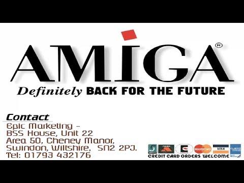 AMIGA INTRO CD Ultimate Gloom 1997 Guildhall Leisure Services ! Amiga CD32 DOOM