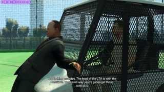 GTA: The Ballad of Gay Tony - Mission #2 - Practice Swing