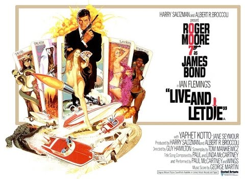 Live and Let Die (1973) Movie Review
