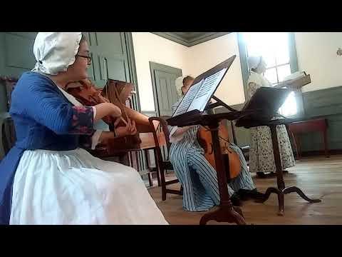Music at Raleigh Tavern, Colonial Williamsburg