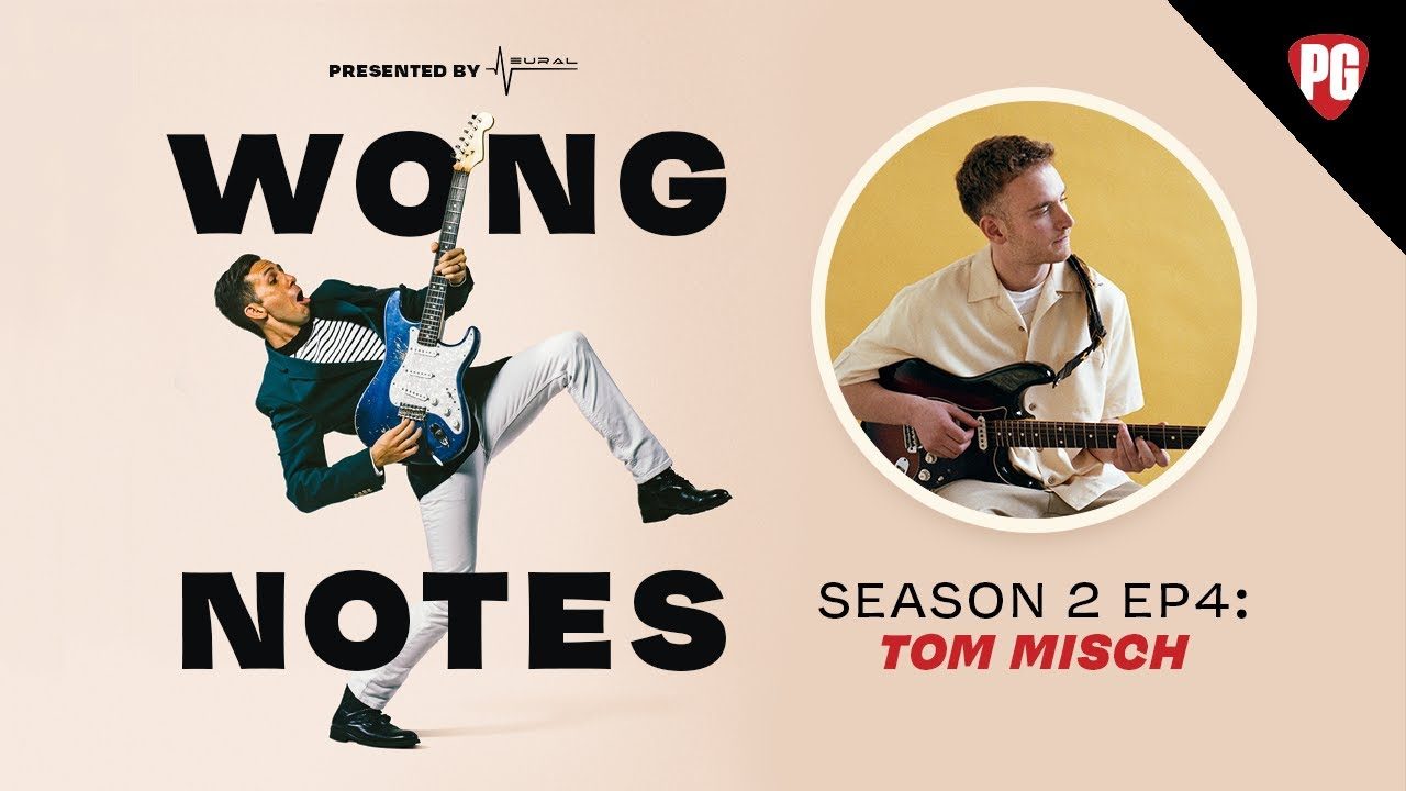 Meet Tom Misch, the Acid-Jazz Virtuoso Hailed by Clapton & Mayer | Wong Notes Podcast