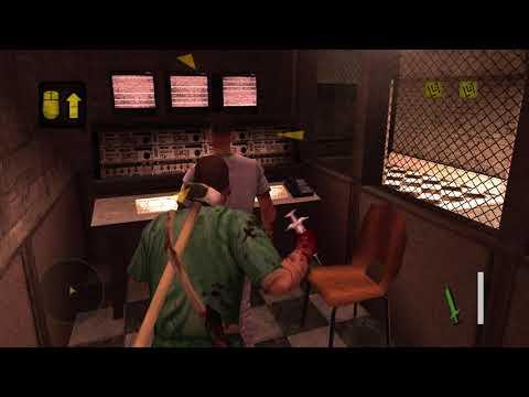 Manhunt 2 Execution Syringe Lvl 3