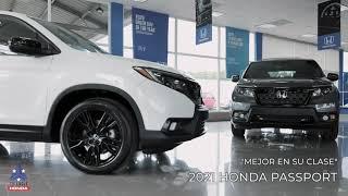 2021 Honda Passport Video - Triangle Honda