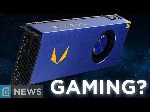 AMD Vega Frontier Benchmarks - What's Going On?