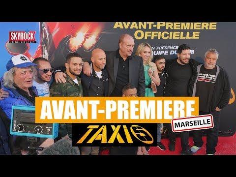 L'avant-première du film Taxi 5 à Marseille !
