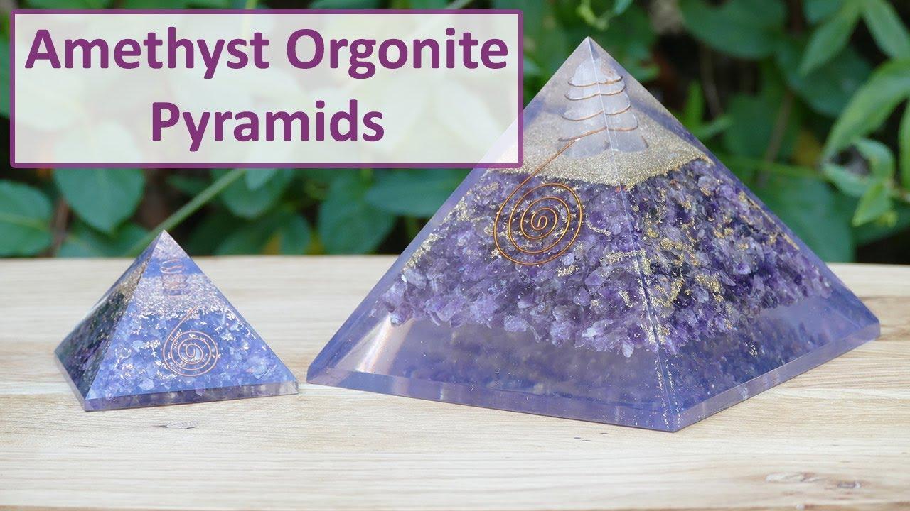 Orgonite Australia in 2019 - Pyramids, Crystals