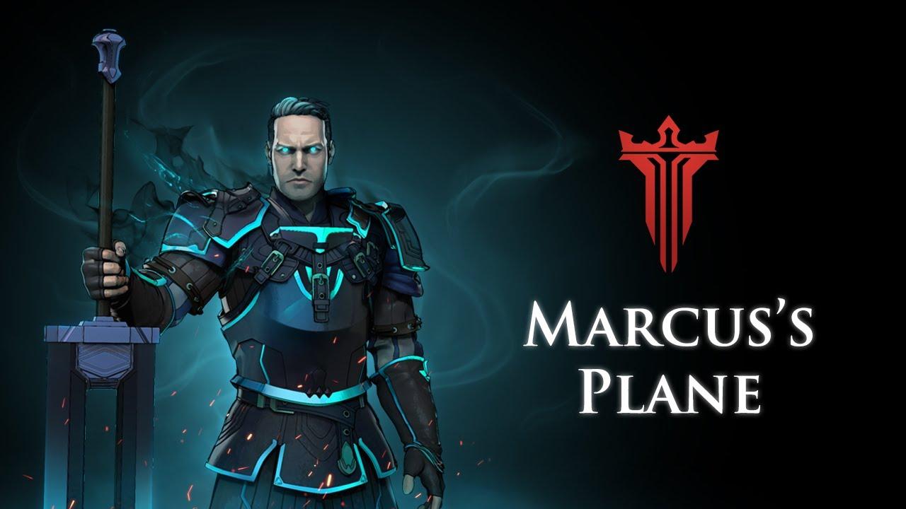 Shadow Fight 3: Marcus' Plane Trailer