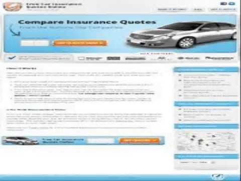 Cheapest auto car insurance