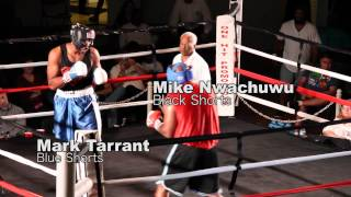 Mike Nwachuwu Vs Mark Tarrant 201 Plus Lbs