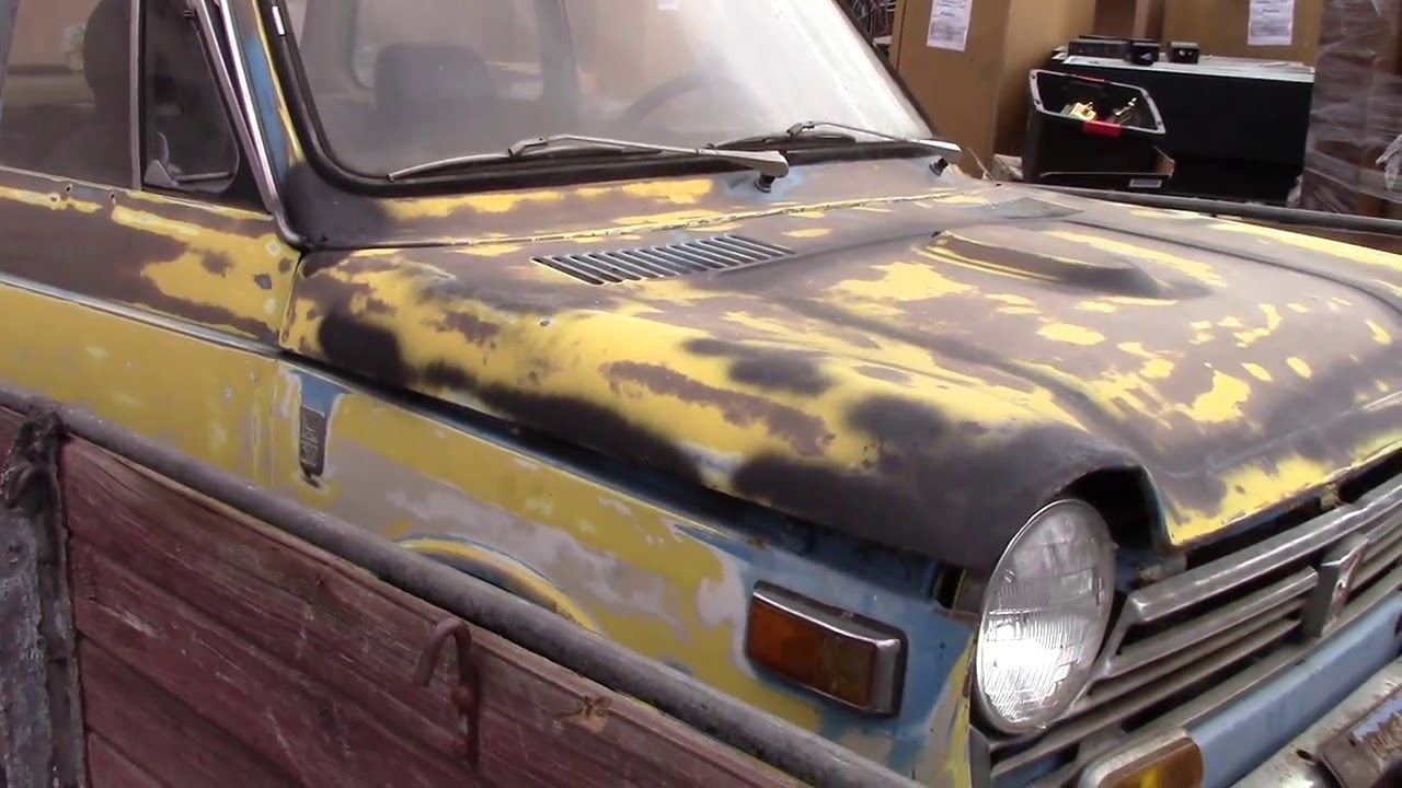 $4999 Selling Non Running, Non Working Honda 600 1970 Parts Car ...