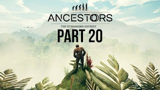 ANCESTORS THE HUMANKIND ODYSSEY Gameplay Walkthrough Part 20 - RHINO REVENGE & SECRETS
