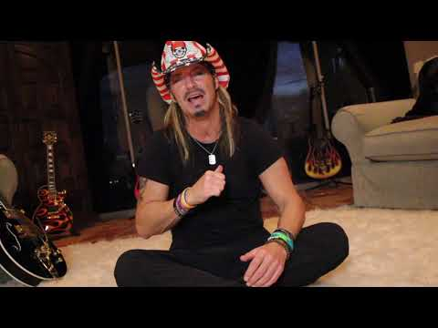 Tawny - Bret Michaels' Inspiring New Song!