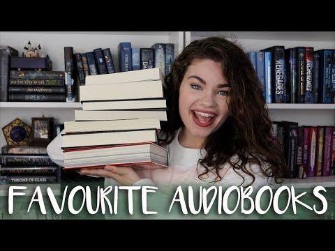 My Favourite Audiobooks!