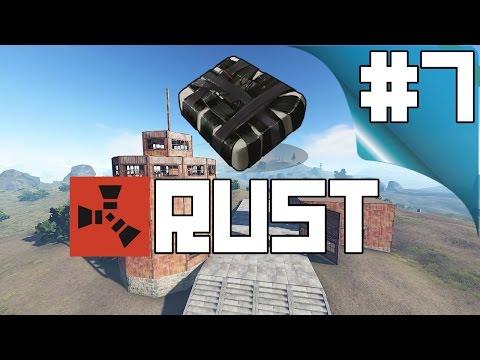 C4 İle Ev Patlatma!//Rust Multiplayer[Türkçe] Bölüm 7