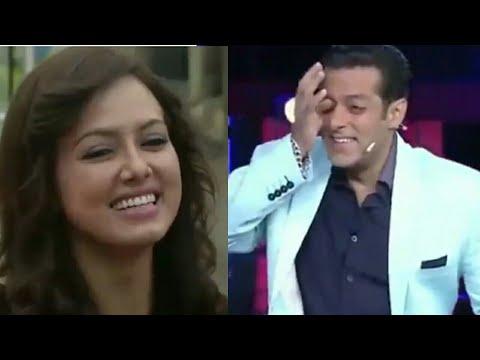 OMG Salman Khan Eidi Min Kya Do Gi   Lardki Bholi Wo Bi Dungi Shocking Answer