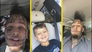 "Stitches ""Takes Son On $5K Shopping Spree On His Birthday"""