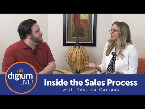 Inside the Phone System Sales Process | Digium Live!