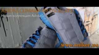 Мужские зимние беговые кроссовки Adidas Climawarm Oscillate.(Новая коллекция Adidas. Красивый профиль. Серый, плавно переходящий в насыщенные черные логополосы в области..., 2013-12-19T10:34:21.000Z)