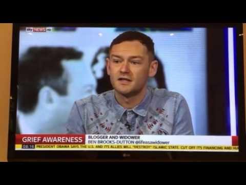 Ben Brooks-Dutton talks about Grief Encounter