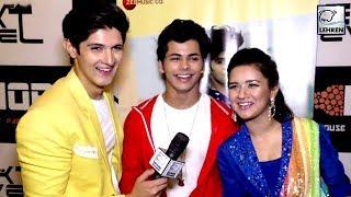 Rohan Mehra, Avneet, Siddharth's Fun Interview | Tarse Naina