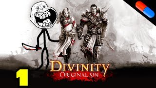 DIVINITY ORIGINAL SIN #1 - Mini Tutorial ⌂ [HD] Let
