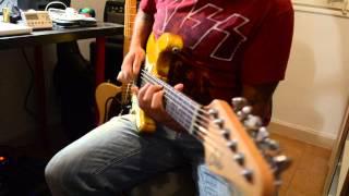 Joe Bonamassa - Heavenly Soul Solo by Karlos Abril