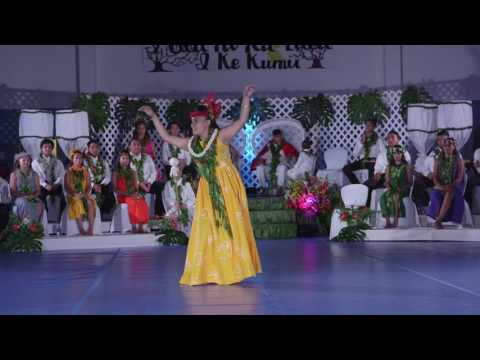 Aloha Hawai`i Ku`u `One Hānau - Alexis Kalani