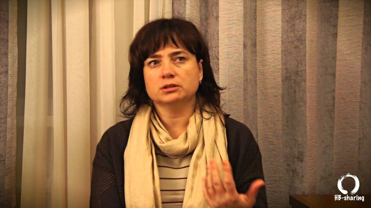 Мой опыт холотропного дыхания: Зоя Мусатова