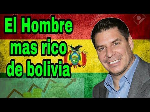 el más millonario de Bolivia