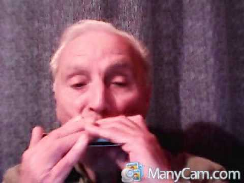 On top on old Smoky-harmonica - YouTube