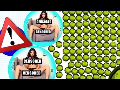 I GOT AGARIO PUSSY!! WOOO  (THE MOST ADDICTIVE GAME EVER - AGARIO) #5 /w Bodil40  & Simon thumbnail