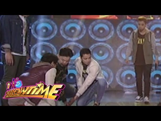It's Showtime Cash-Ya: Zanjoe Marudo reinforces Team Vice in today's CaSh-Ya!