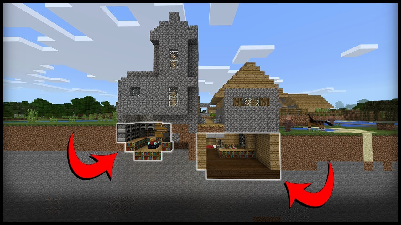 Minecraft Houses To Build Youtube