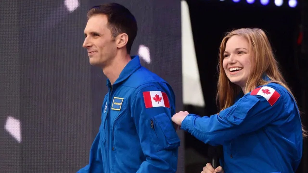 Canada's astronauts complete NASA basic training -