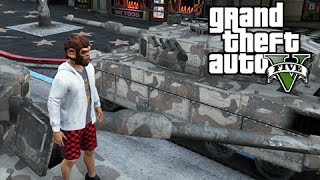 GTA 5 Online Lui vs the World 6 - Death Wish